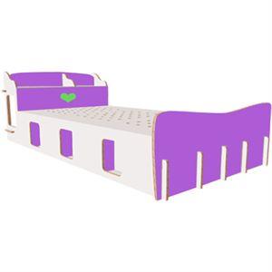 Picture of מיטת נוער להדפסה אישית. דגם אלפא