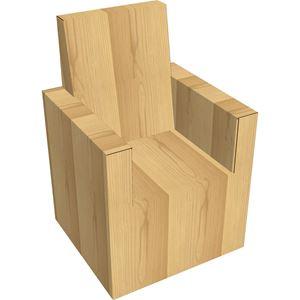 Picture of כיסא נוח מרובע
